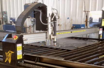 Precision has a lot to do with smooth traverse action. You get all that and more from the ezPlasma XT CNC plasma cutter.