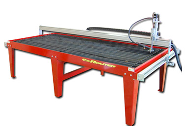 APC - The affordable plasma CNC machine by ez Router.